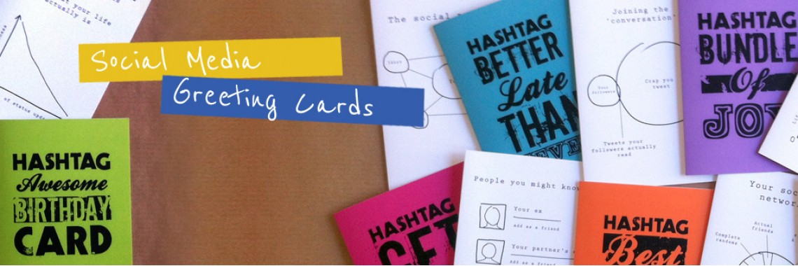 Social Media Greeting Cards