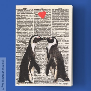 The Penguin Lovers