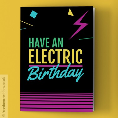 Electric Birthday