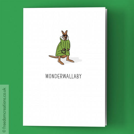 Wonderwallaby