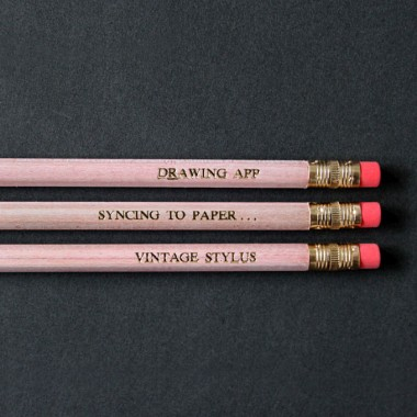Pencils for the Digital Age