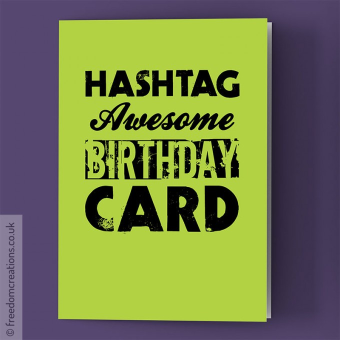 Cool Greeting Cards – Awesome Birthday Cards