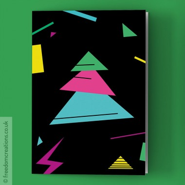 80s Shapes Tree