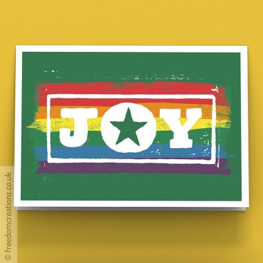 Gay Pride & Joy