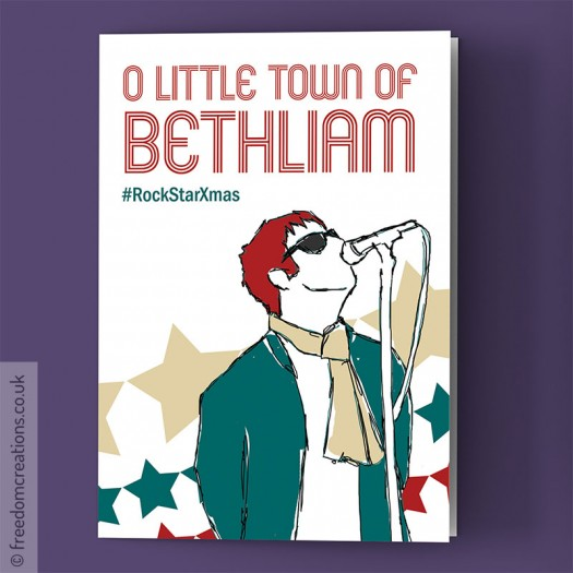 O Little Town Of Bethliam