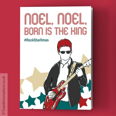 Noel, Noel, Born Is The King