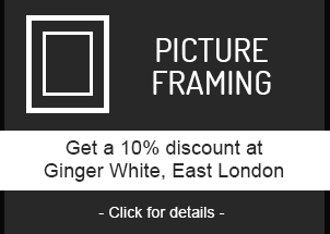 Discounted Picture Framing East London